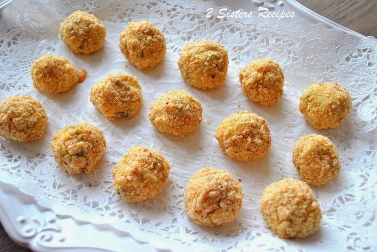 Arancini Bites with Fontina Cheese