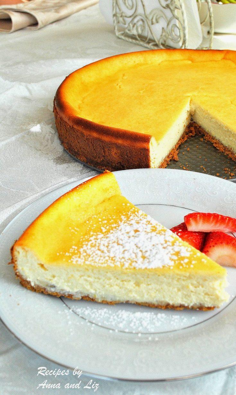 Ricotta Cheesecake Recipe - Lightened!