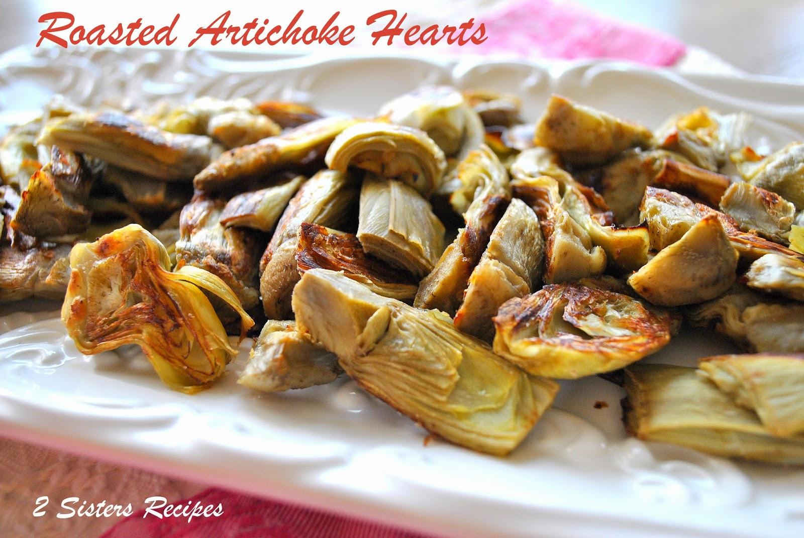 Easy Baked Artichoke