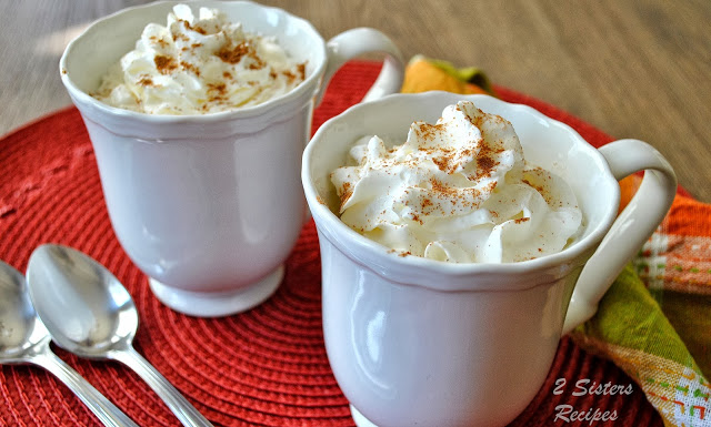 Coffee Lattes and National Coffee Day! by 2sistersrecipes.com