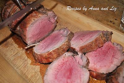 The perfect filet mignon roast by 2sistersrecipes.com