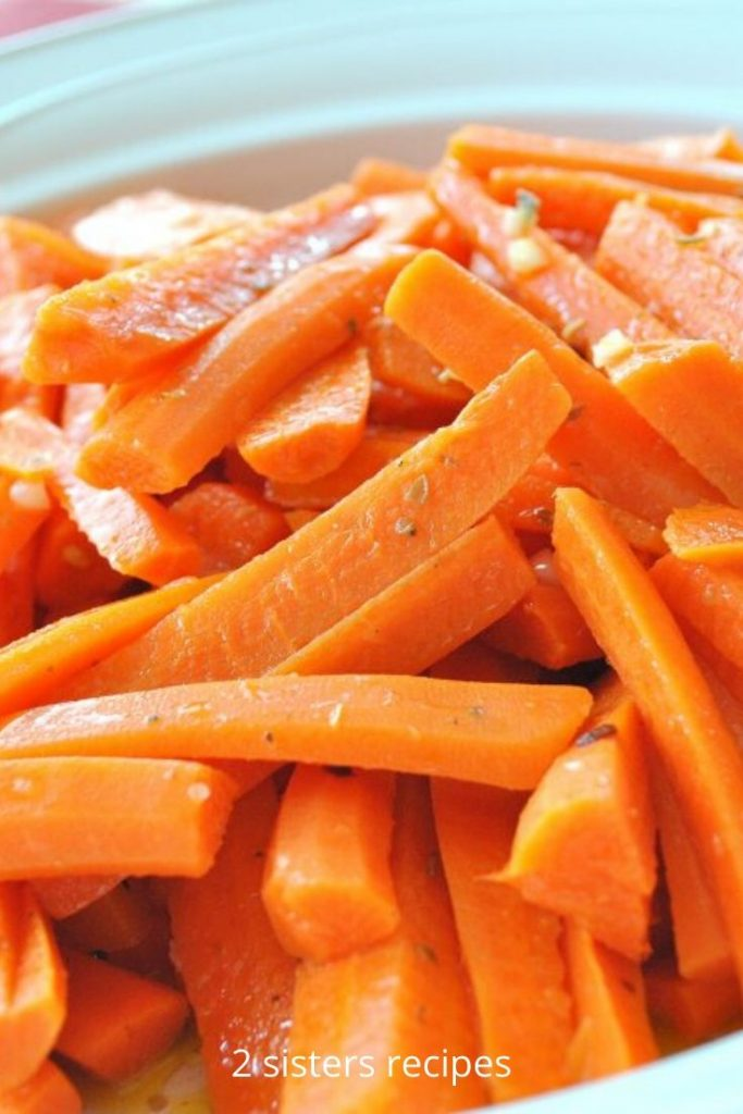 Maria's Best Carrot Salad by 2sistersrecipes.com