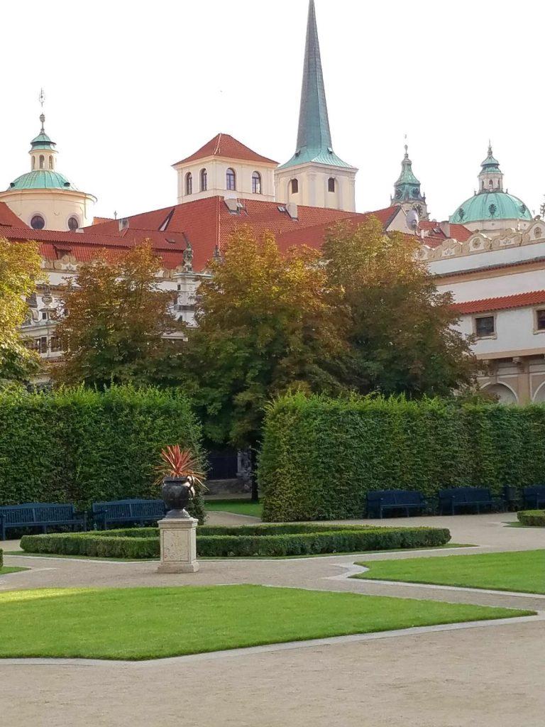 Monastery in Prague, by 2sistersrecipes.com