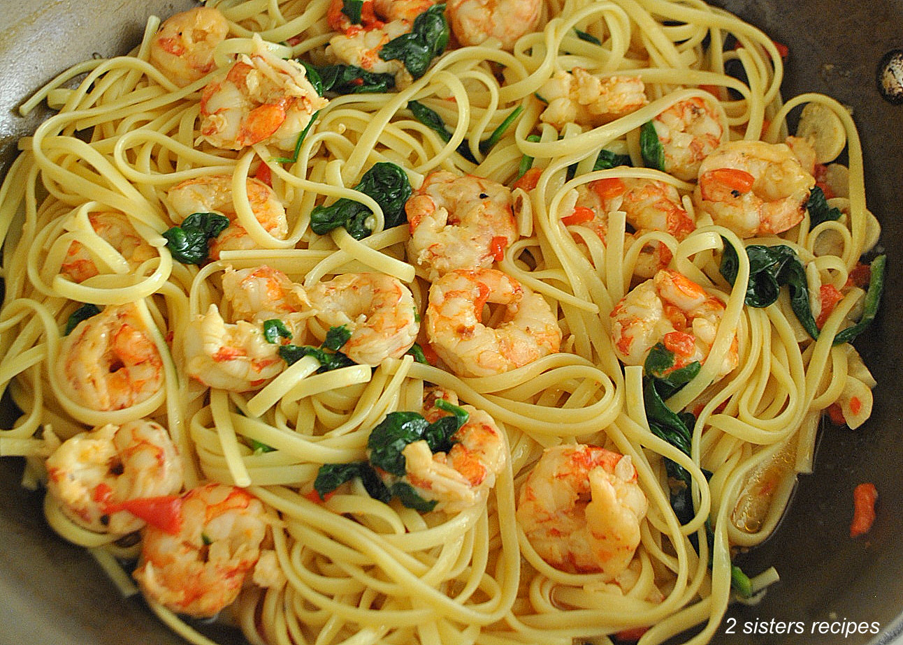Easy Shrimp Dinner 2 Sisters Recipes By Anna And Liz