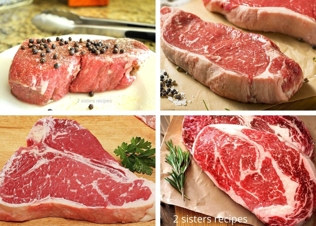 How To Grill a Steak Perfectly by 2sistersrecipes.com
