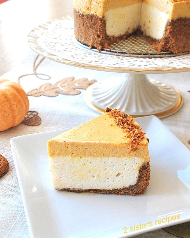 Best No-Bake Pumpkin Cheesecake
