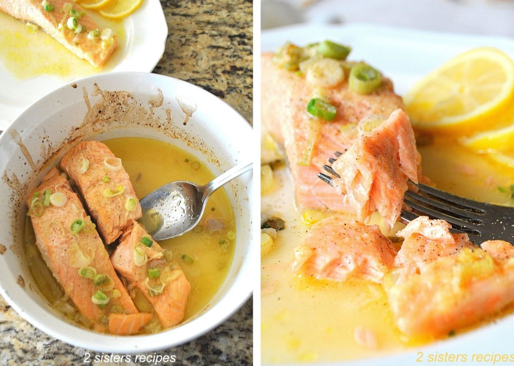 Photos of salmon baked. by 2sistersrecipes.com