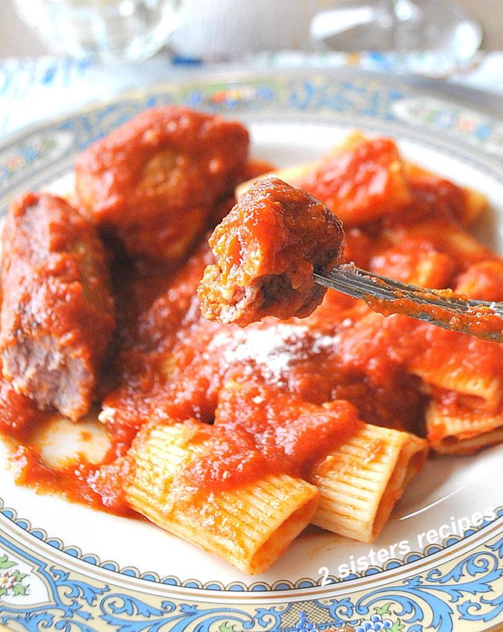 Best Pork Ragu Recipe by 2sistersrecipes.com