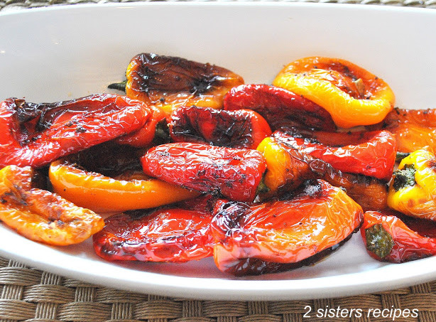 Mini Peppers by 2sistersrecipes.com