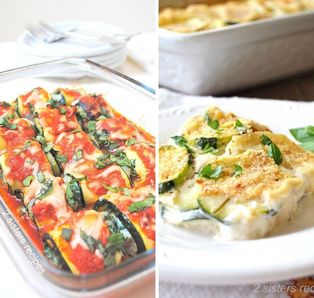 24 Great Zucchini Recipesby 2sistersrecipes.com
