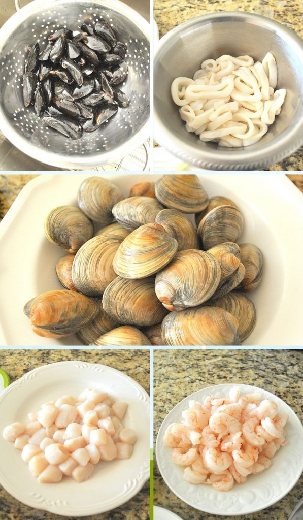 Mixed Seafood Stew ( Cioppino) by 2sistersrecipes.com